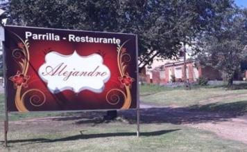Alejandro Parrilla Restaurant, restaurante en Bialet Massé, dónde comer en Bialet Massé