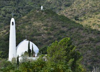 Capilla San Plácido, circuito de turismo religioso en Bialet Massé, capillas, iglesias y estancias jesuíticas en Bialet Massé