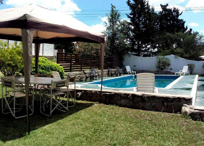 Hotel El Mediterráneo, alojamiento en Bialet Massé, dónde dormir en Bialet Massé