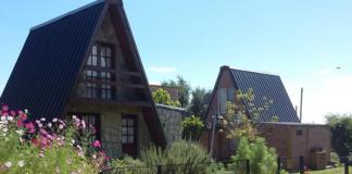 Cabañas Alpinas Terra Natura, alojamiento en Bialet Massé, dónde dormir en Bialet Massé